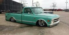 Awesome 68 Chevy running full Porterbuilt Suspension
