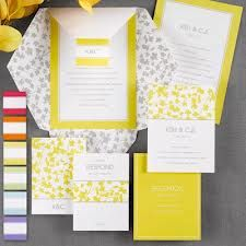 Wedding invitation plays an important role in the wedding. But there are many kinds of cards, such as wedding invitation, RSVP, save the dat. Grey Wedding Stationery, Yellow Wedding Invitations, Wedding Stationery Inspiration, Affordable Wedding Invitations, Beautiful Wedding Invitations, Floral Invitation, Wedding Invitation Design, Wedding Cards, Our Wedding