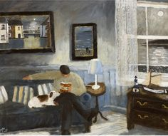 Image result for gary bunt paintings