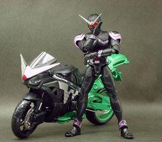 >Review: S.H.Figuarts Kamen Rider Joker, Large Images | guNjap