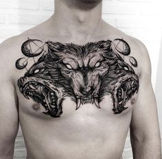 Super mad chest piece