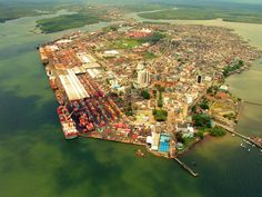 My Buenaventura, Colombian. I love this land