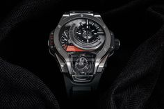 Hublot MP 09 Tourbillon Bi Axis Watch - 3763397