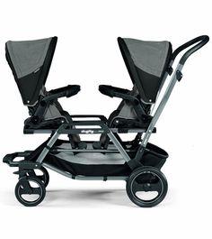 Baby Parasol compatible avec Babystyle Hybride-Gris