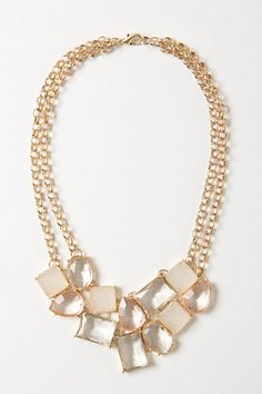 Frozen Fruit Necklace  #anthropologie