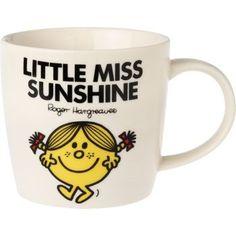 Dillydale Little Miss Sunshine Mug