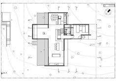 Casa JD - Casa de veraneo, Mar Azul, Argentina. BAK arquitectos