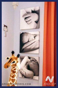 Seleção de quartos de bebe encontrados na internet para os clientes da areavipimoveis se inspirarem.