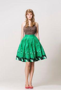 Beautiful 50s BB Skirt