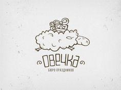 logobaker.ru | логотип | Овечка