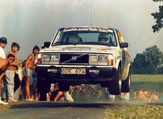Volvo Rally Car