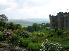 Muncaster Castle, Ravenglass, Cumbria