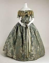 1851 ballgown