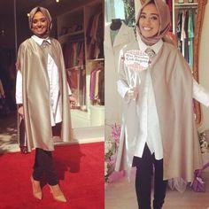 Hulya Aslan Hijab,  Hulya Aslan hijab fashion looks http://www.justtrendygirls.com/hulya-aslan-hijab-fashion-looks/