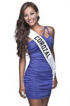 Miss Universe Corozal, Maria Nelly Vicioso. #MissUniversePuertoRico #MissUniversePuertoRico2013 #MissPuertoRico #MissPuertoRico2013 #MUPR #MUPR2013 #MissCorozal #MissCorozal2013 #MariaNellyVicioso #MariaVicioso