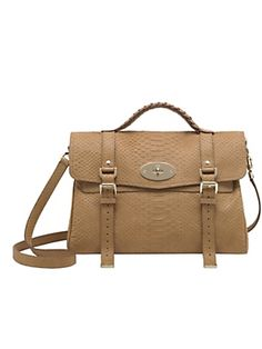 classic & chic mulberry bag