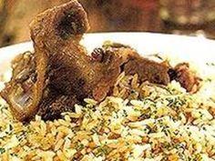 Fogão a Lenha - Suan de Porco com Batatas
