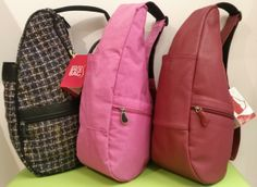 - a practical & thoughtful - in loads of great colours! Valentine Day Gifts, Valentines, Back Bag, Briefcase, Laptop Bag, Small Bags, Red And Pink, Sling Backpack, Colours