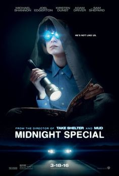 """We all possess our own special talents and abilities, and managing them is generally feasible with the right guidance. But what would happen if we were to start exhibiting capabilities that are literally alien to this world? Find out more by reading """"'Midnight Special' explores finding ourselves,"""" at http://brentmarchantsblog.blogspot.com/2016/04/midnight-special-explores-finding.html."""