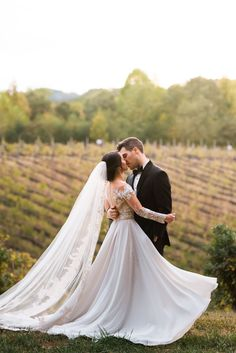 We are in love with these stunning photos from Jim & Casey's Wedding on October at Potomac Point Winery & Vineyard. Photography by Weddingsidekicks and Megan Abbott. Megan Abbott, Tuscan Style, Vineyard Wedding, Prince Charming, Old World, Real Weddings, Wedding Photos, October, Meet