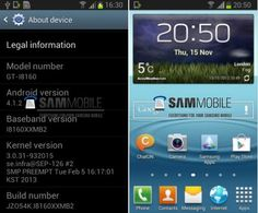 Now it seems that the Samsung GALAXY Ace 2 suppose to be the next model in the series, which is to receive the Android 4.1.2 update soon