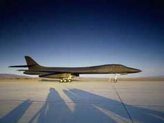 U.S. Air Force B-1 Bomber...bird of choice when stationed there in 1987-92