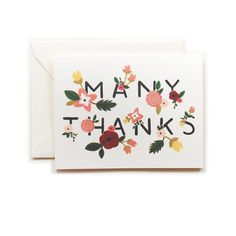 """cute """"thank you"""" cards"""