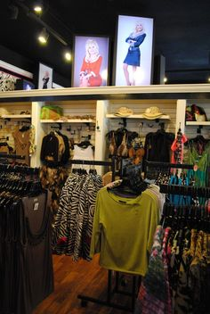 Dolly's Closet is a must at Dollywood!