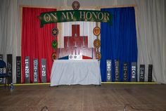 scout ceremony ideas | The Eagle Ceremony | Troop 394
