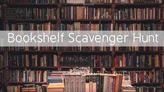Bookish/Scavenger Hunt