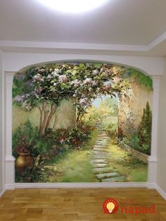 240 Best Painted Wall Murals Images In 2019 Wall Murals Wall