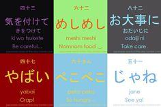 Useful Japanese Phrases