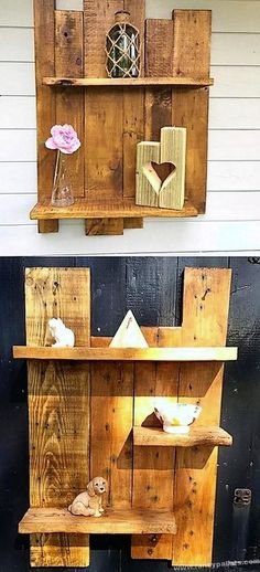 Transcendent Dog House with Recycled Pallets Ideas. Adorable Dog House with Recycled Pallets Ideas. Pallet Crafts, Diy Pallet Projects, Wood Projects, Woodworking Projects, Class Projects, Pallet Ideas, Wooden Pallet Shelves, Wooden Pallets, Wooden Diy