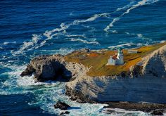 Point Conception Lighthouse (between Lompoc and Santa Barbara CA). We lived here for 2 years...