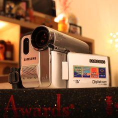 Samsung SC-D453 Video Camera