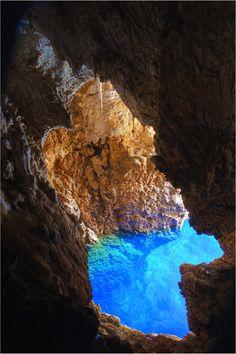 Chinhoyi Caves in Zimbabwe  - HouseBeautiful.com