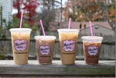 marylous coffee :) way better than Starbucks!