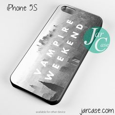 vampire weekend Phone case for iPhone 4/4s/5/5c/5s/6/6 plus