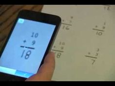 Augmented Reality to Learn Math - Pocket Tutor for iOS