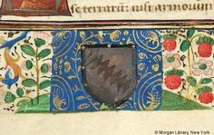 Literary, MS M.364 fol. 3r - Images from Medieval and Renaissance Manuscripts - The Morgan Library & Museum
