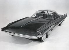 Ford Seattle-ite concept car, 1963