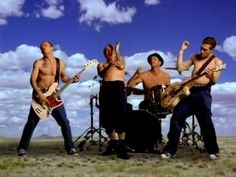 Oh, c'mon! Don't even tell me you don't know the words! Red Hot Chili Peppers - Californication [Official Music Video]