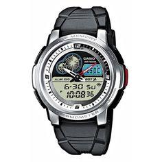 Casio AQF-102W-7BVEF Collection heren horloges op Horlogeloods.nl!