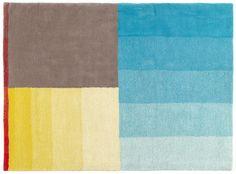 Hay Scholten en Baijings Colour vloerkleden