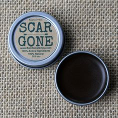 Scar Gone 0.5 oz. Diminishes the appearance of by RainforestChica