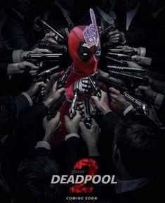 Imagenes de humor Deadpool 2 Poster, Deadpool 2 Movie, Deadpool Art, Marvel Comic Universe, Marvel Vs, Marvel Heroes, John Wick, Last Action Hero, Movie Posters