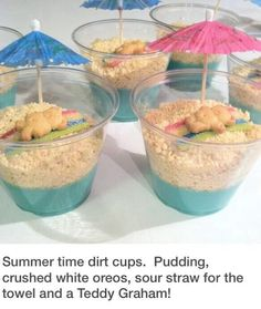 Such a cute summer treat idea