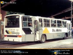 FOTOS  ONIBUSALAGOAS: RIO MINHO  RJ 166.069