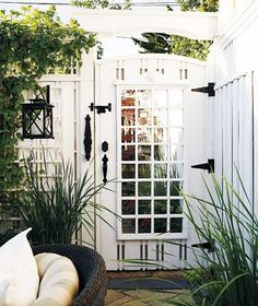 Inspired By: Charming Garden Gates - The Inspired Room