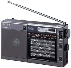 Troy reports on the Sony ICF-EX5MK2 analog receiver